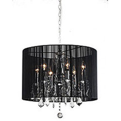 chandeliers by Overstock