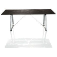 Contemporary Dining Tables by morlensinoway.com