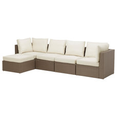 Contemporary Outdoor Sofas by IKEA