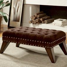 Contemporary Ottomans And Cubes by Vista Furniture