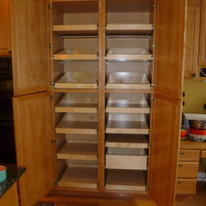 Pantry Cabinets by ShelfGenie of Seattle