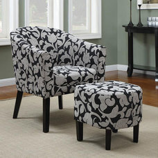 Contemporary Living Room Chairs by FurniturePick