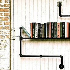 Desk Accessories Home / pipe shelving