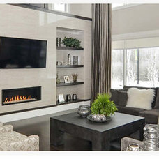 Transitional  by Timeless Home Decor