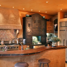 Eclectic Kitchen by CustomMade.com