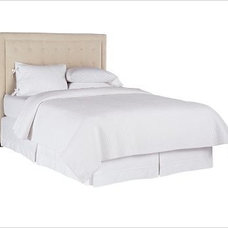 contemporary headboards by Pottery Barn