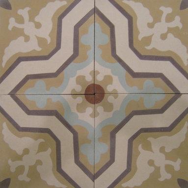 Pescadero - 8x8 Cement Tile
