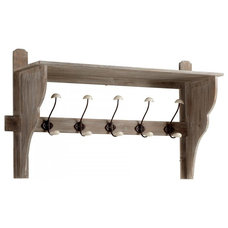 Traditional Clothes Racks by Lighting and Locks