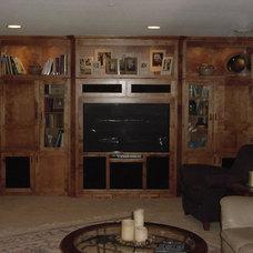 Family Room by Modern Design LLC