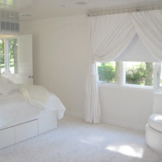 Modern Curtains by North Shore Decor