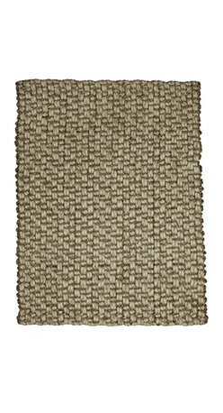 Donny Osmond Home - Donny Osmond Home Mumbai Wool & Jute Rug - 4' x 6' - Jute brings a magnificent, chunky texture to any space. These rugs are expertly handloom-woven by skilled weavers who employ a variety of traditional techniques to create these simply beautiful styles. Jute fibers exhibit naturally anti-static, insulating and moisture regulating properties. It is predominantly farmed by approximately four million small farmers in India and Bangladesh and supports hundreds of thousands of workers in jute manufacturing (from raw material to yarn and finished products). Wool brings a timeless softness that balances the rugged nature of jute without sacrificing its notable durability. Furthermore, our wool is undyed and unbleached which is good for the environment and promotes a healthy home. Have you made family your #1 priority today? Let's make time, together. Find out more at DonnyOsmond.com