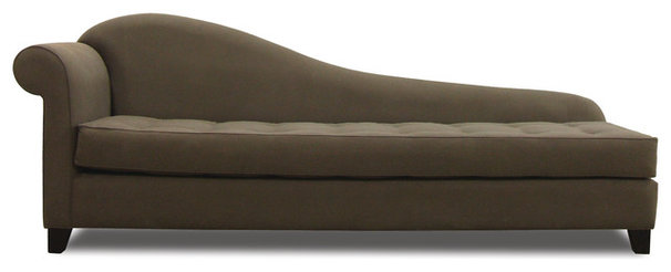 Traditional Indoor Chaise Lounge Chairs by Costantini Design