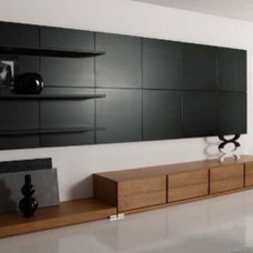 Modern Display And Wall Shelves  by Dayoris Custom Woodwork