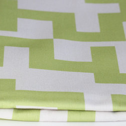 PURE Inspired Design - Organic Fabric - Maze { PURE Beach Collection } - 100% certified organic fabric (cotton canvas 8oz), which is grown, woven, and printed in the USA.