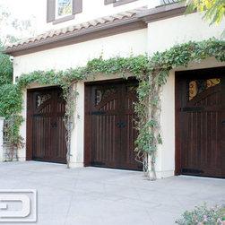 Luxurious Custom Designed & Crafted Garage Doors in Orange County, CA -