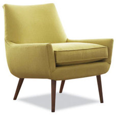 contemporary chairs by Plummers Furniture