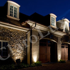 Mediterranean  by ClaroLux Landscape Lighting