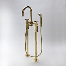 Traditional Bathroom Faucets by Waterworks