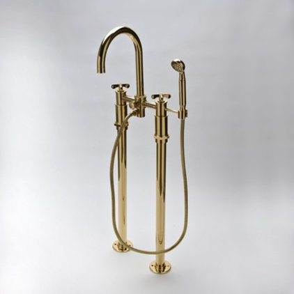 Traditional Bathroom Faucets And Showerheads by Waterworks