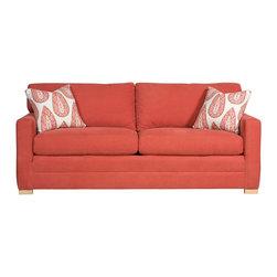 Vanguard Furniture - Vanguard Furniture Hillcrest Sofa 600-2S - Vanguard Furniture Hillcrest Sofa 600-2S