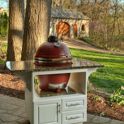 The Castor Island - Select Outdoor Kitchens