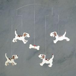 Flensted Mobiles - Friendly Dog Mobile - Friendly Dog Mobile