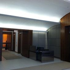 Contemporary  by Miami Lighting Design Assoc. Inc.
