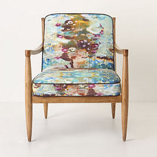 Eclectic Armchairs And Accent Chairs by Anthropologie