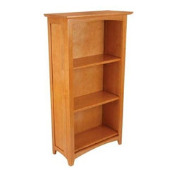 Avalon Wooden Bookcase by Kidkraft - Our Avalon Bookshelf has a classic design that would make a great addition to any room of the house. This is a perfect shelf for displaying books toys picture frames and more.