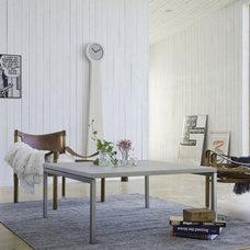 The Trend for Using Concrete in Interior Design | Freshome