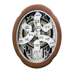 Rhythm Clocks - Anthology Legend Musical Beatles Wall Clock - Sound Clips - Help! Hey Jude Yesterday Let It Be All My Loving A Hard Day's Night Watch the clocks in action by clicking the Video Tab on the product page. At the top of each hour, the MAGIC Begins!