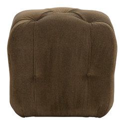 Vanguard Furniture - Vanguard Furniture Glen Haven Square Ottoman 9032S-OT-150363 - Vanguard Furniture Glen Haven Square Ottoman 9032S-OT-150363