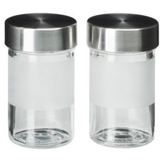 Modern Spice Jars And Spice Racks by IKEA