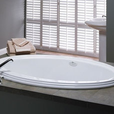 Traditional Bathtubs by PlumbingDepot.com