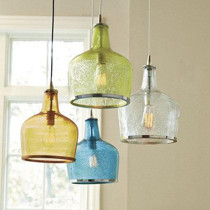 Contemporary Pendant Lighting by Ballard Designs