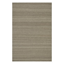 Loloi Rugs - Loloi Rugs Harper Chocolate Transitional Hand Woven Rug X-656300TC40-HHPRAH - Sometimes you want a rug to play a supporting role in the design of a room rather than take center stage. Enter, the Harper Collection. Hand-loomed of 100% wool in India, Harper's simple patterns and subdued colors serve to balance a space that's busy with other elaborate design elements. And although Harper is understated, it's still full of character. Each rug is artfully crafted by hand, ensuring an authentic, detailed finish to these beautiful flat-weaves.