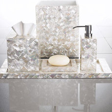 traditional bath and spa accessories by Horchow