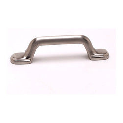 Berenson - Brushed Nickel Drawer Pulls - Berenson item number 9940-3BPN-P is a beautifully finished Brushed Nickel Drawer Pulls. Product Diminsion(s): Hole Spacing: 75.946 mm. / 3 in.Diameter: 31.75 mm. / 1 1/4 in.Base Diameter: 7.874 mm. /  5/16 in.Projection: 31.75 mm. / 1 1/4 in.