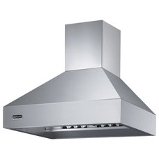 Contemporary Range Hoods And Vents by Brigade by Viking Range, LLC