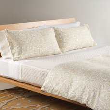 modern bedding by angela adams