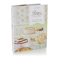 Butter Baked Goods Cookbook - Timeless home-baked classics for everyday and every occasion is the theme of this gorgeously illustrated collection of over 100 recipes from Vancouver's famed bakery. Simple, accessible recipes for favorites including irresistible cookies, scones and cakes, s'mores, cupcakes and pies are as accessible and nostalgic to the experienced grandma as to the teenage novice. Interior designer-turned-baker Rosie Daykin opened the doors to her nostalgic Butter Bakery in 2007. Since then, she's been making old-fashioned sweets from scratch to the delight of Vancouver locals. Butter is perhaps most famous for their handmade marshmallows—the recipe for which is revealed in this book.