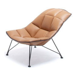 Knoll - Jehs + Laub Wire Base Lounge, Articulating Back | Knoll - Design by Markus Jehs and Jürgen Laub, 2008.