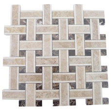 Traditional Tile by Tile Bar