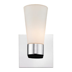 Iberlamp - Iberlamp C731-01 Cono 1 Light ADA Wall Sconce - Features: