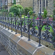 Home Fencing And Gates by North Shore Architectural Stone