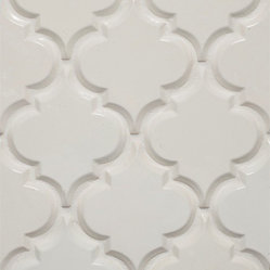Beveled Arabesque Tile