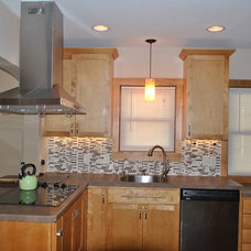 Transitional Kitchen by Kitchens Made Simple