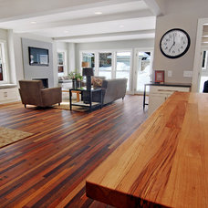 Hardwood Flooring by Viridian Reclaimed Wood