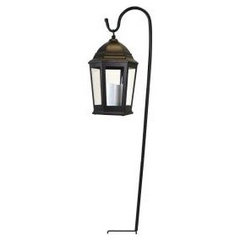 traditional outdoor lighting by Home Depot