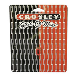 Crosley Radio - Stack-O-Matic Record Player Replacement Needle - Diamond Stylus Needle. ABS Plastic Composition. Fits Stack-O-Matic Record Changers Only. Plays 3 Speeds - 33 1/3, 45 and 78 RPM Records